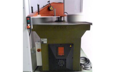 Sécurisation de machines de découpe pour la maroquinerie