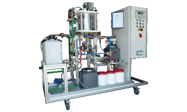 v12 système prépatation solutions liquides solujet