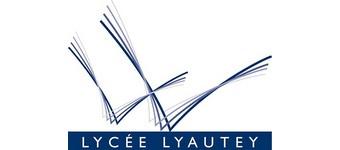 logo lycee lyautey casabanca