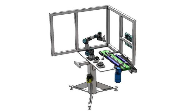 v3 cellule robot 4.0 multi-applications